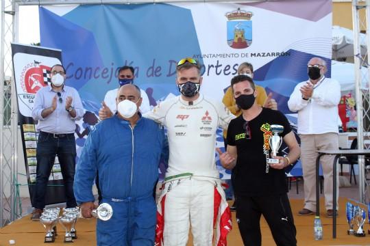 Sergi Pañella vuelve a triunfar en Mazarrón