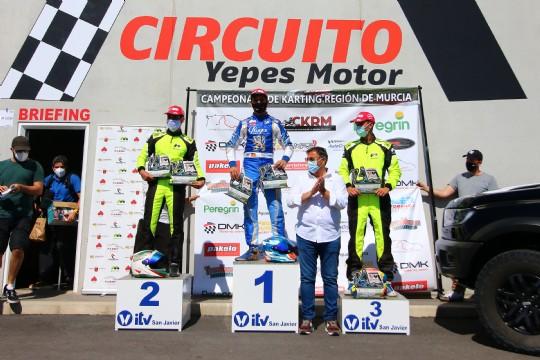 Éxito en el reestreno del CKRM en Yepes Motor