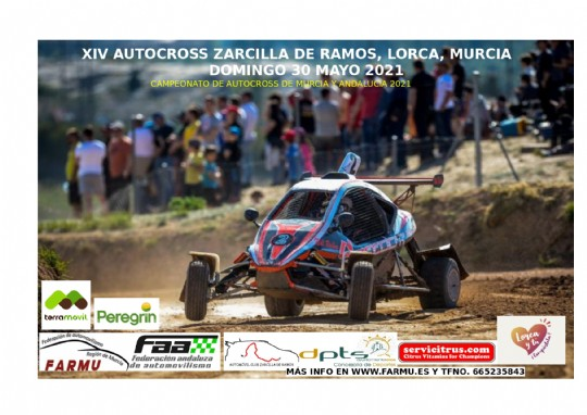 Autocross Zarcilla Ramos
