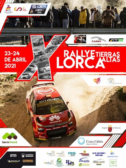 X Rallye Tierras Altas de Lorca