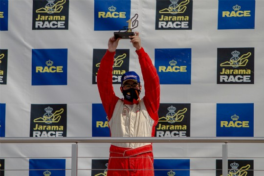 Pedro Marco campeón de España de Carreras de Camiones