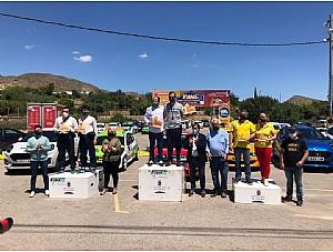 Moreno-Pérez primera victoria en Nijar