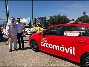 Ford Arcomovil nuevo vehículo oficial de seguridad