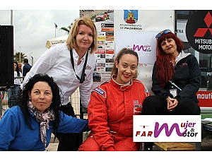 FARMU crea la comisión Mujer y motor