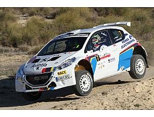 Xevi Pons vence en el Rallye Tierras Altas de Lorca
