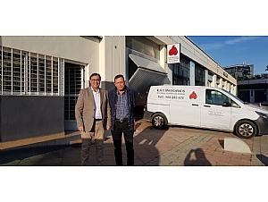 Acuerdo de colaboración con Famafuego Levante