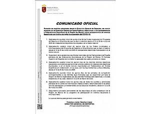 Autocross de Zarcilla de Ramos aplazado por coronavirus