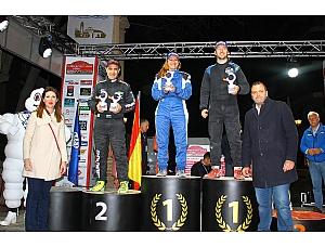 Delgado-Díaz se estrenan con victoria en Lorca