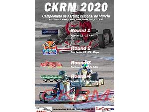 Regresa el Campeonato de Karting de la Región de Murcia