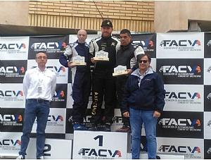 Lezcano, F. Hernández y Ruiz logran el triunfo en Agost