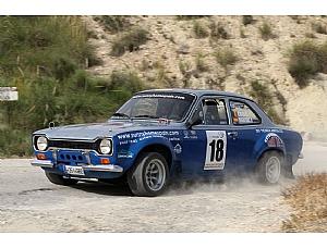 Comienza el Campeonato de Rallyes de la Región de Murcia 2018