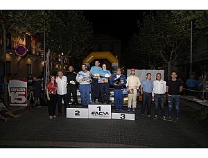 Peñalver-Peñalver logran su segundo triunfo del año en Xixona
