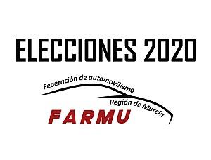 Pre-aviso de elecciones FARMU 2020