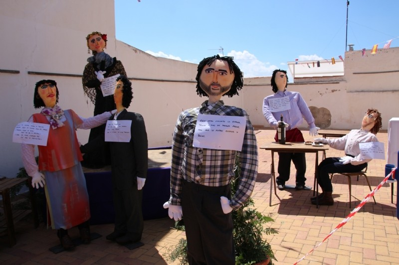 2º premio: Asociación de vecinos del barrio de los Dolores