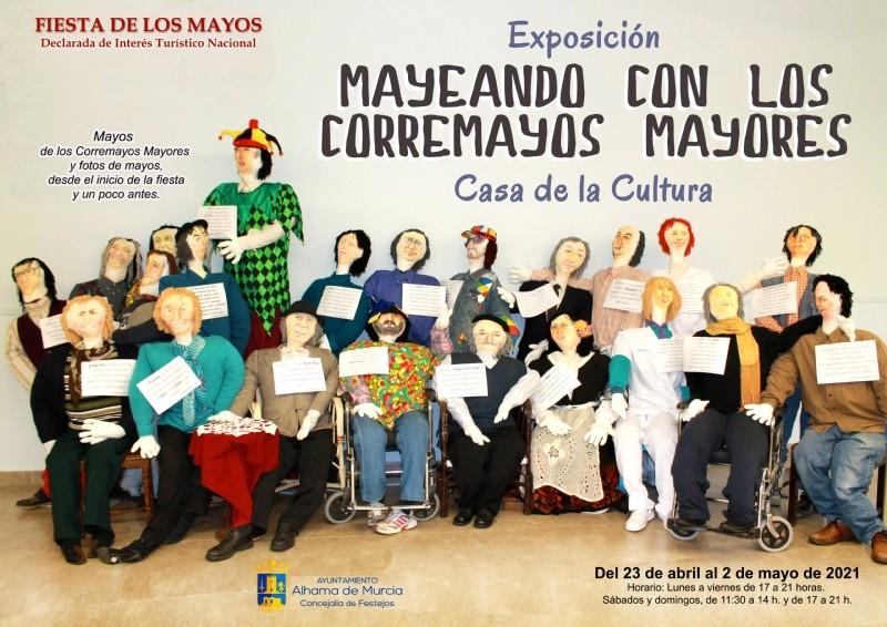 Los Corremayos Mayores homenajean a las pioneras de la elaboración de mayos