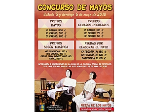 Bases del concurso de Mayos 2018