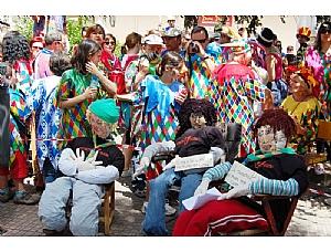 Alhama de Murcia celebra los días 5 y 6 de mayo la XXXVI edición de su fiesta más auténtica: Los Mayos