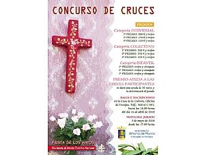 Bases del concurso de cruces 2018