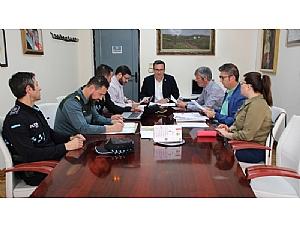 Guardia Civil y Policía Local reforzarán la seguridad durante Los Mayos