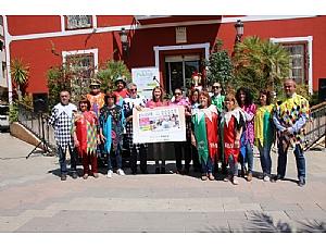 Los Mayos, en el cupón de la ONCE del día 7 de mayo