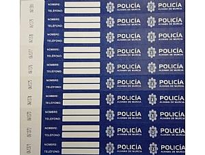 Policía Local repartirá pulseras para evitar que los niños se pierdan durante el pasacalles de Corremayos