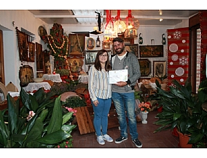 Ganadores del Concurso de Cruces Mayos 2018