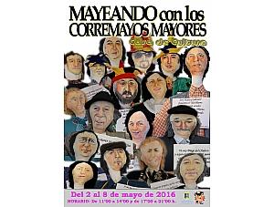 Exposición de Corremayos Mayores en la Casa de la Cultura