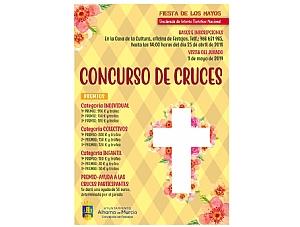 Fiesta de los Mayos 2019: bases del concurso de cruces