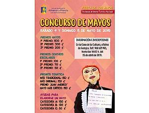 Fiesta de los Mayos 2019: bases del concurso de Mayos (plantada)