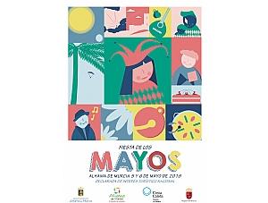 Juan García Bermejo, ganador del cartel anunciador de Los Mayos 2018