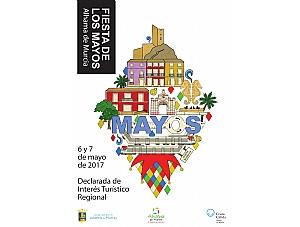 Cartel de Los Mayos 2017