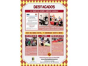 Fiesta de Los Mayos 2018: programa de actividades
