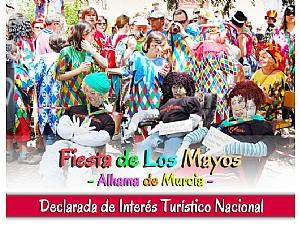 La fiesta de Los Mayos, declarada de Interés Turístico Nacional