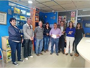 Telealhama, elegida Corremayo Mayor 2016