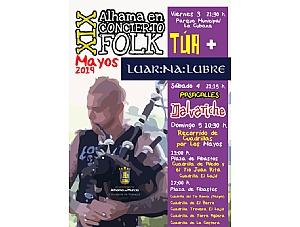 XIX Alhama en Concierto Folk - Fiesta de Los Mayos 2019