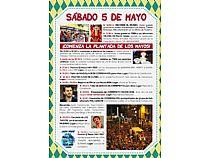 Fiesta de Los Mayos 2018: programa de actividades - Foto 2