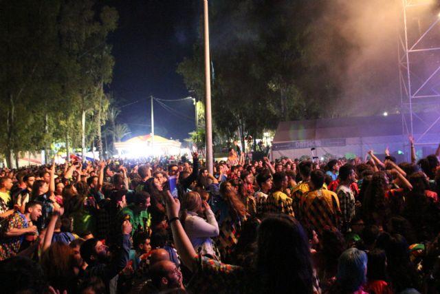 Los Mayos 2019 Concierto La pegatina - 29