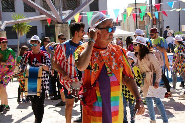 Los Mayos 2019 Pasacalles de Corremayos y Plantada de todos los Mayos - 15