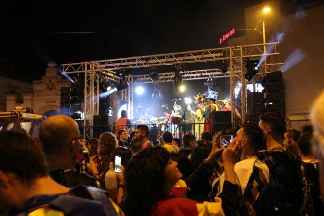 Los Mayos 2019 Pasacalles nocturno con Malvariche - 1