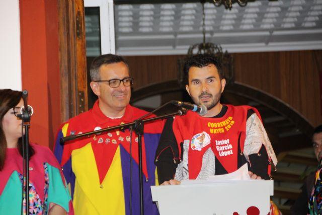 Presentación del Corremayo Mayor Javier García López - 30