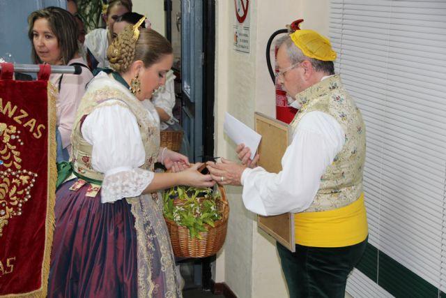 Recepción grupos XXXV Festival Nacional de Folklore - 10