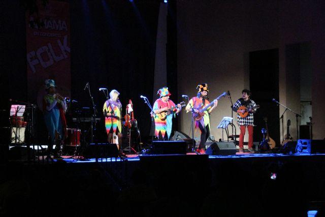 XX Alhama en concierto folk - Malvariche 2021 - 33
