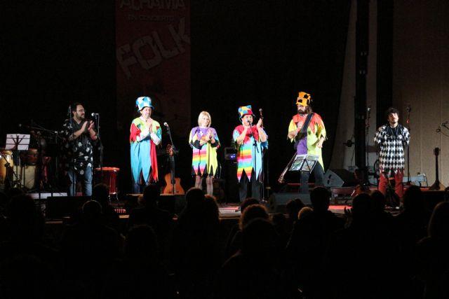 XX Alhama en concierto folk - Malvariche 2021 - 36