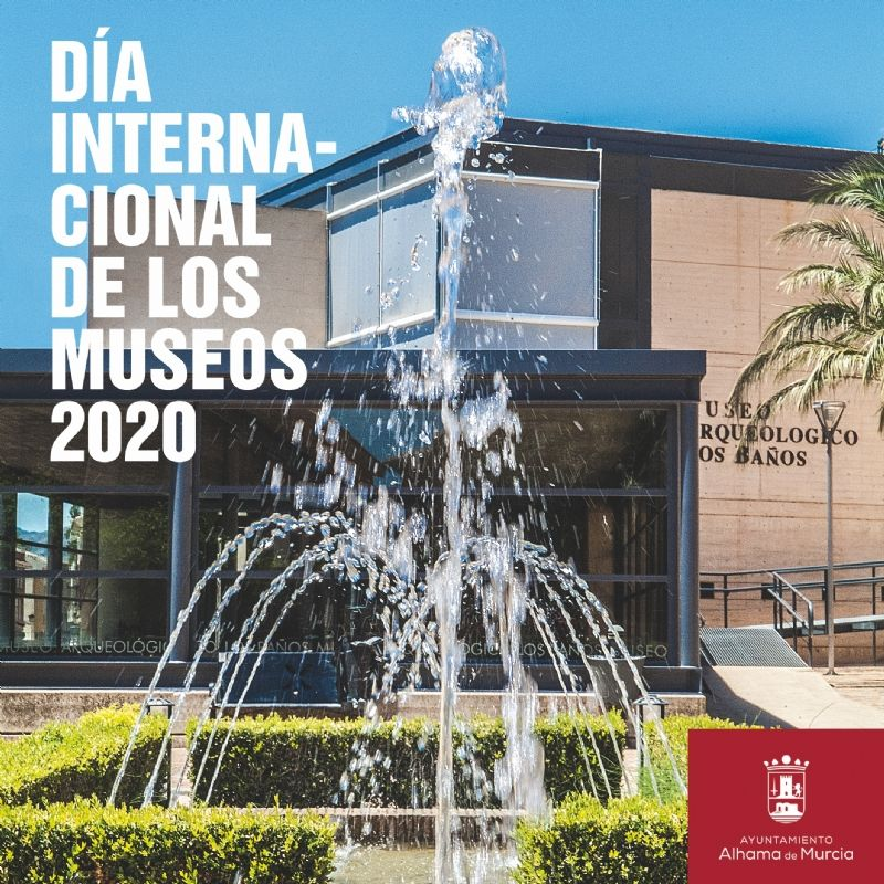 Contiene los 3 videos publicados para la celebración del Día Internacional de los Museos.