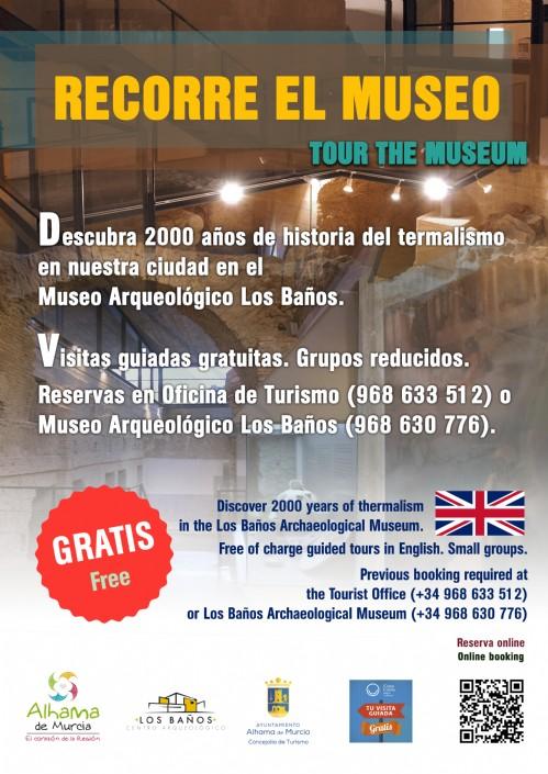 Visita Recorre el Museo