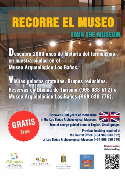 Visita guiada en español: RECORRE EL MUSEO
