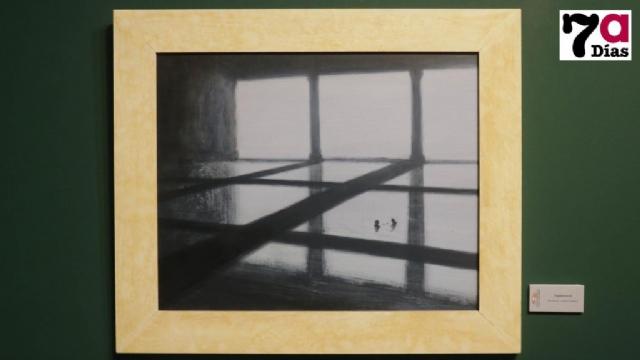 Los Baños acoge la exposición ´Termal´, de Esteban Bernal