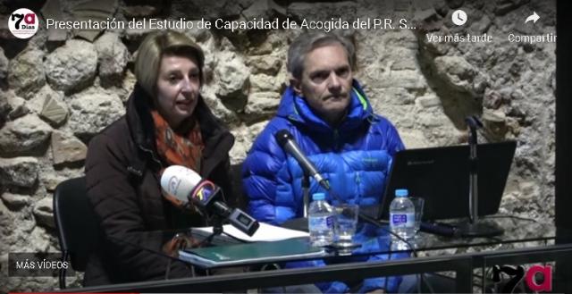 Presentación del Estudio de Capacidad de Acogida del Parque Regional de Sierra Espuña.
