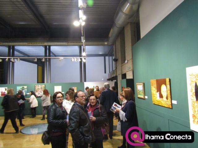 Exposición Colectiva a beneficio de la AECC Alhama de Murcia