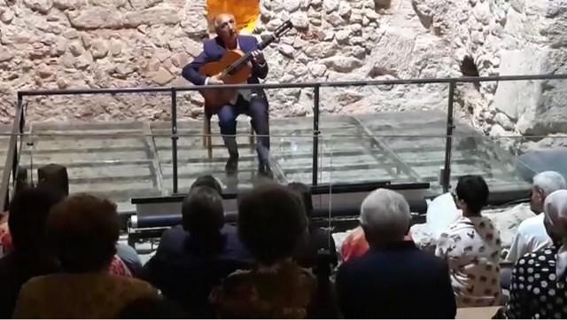 Semana Flamenca de Alhama de Murcia: Recital de Flamenco en el Museo por Bastián Contreras.
